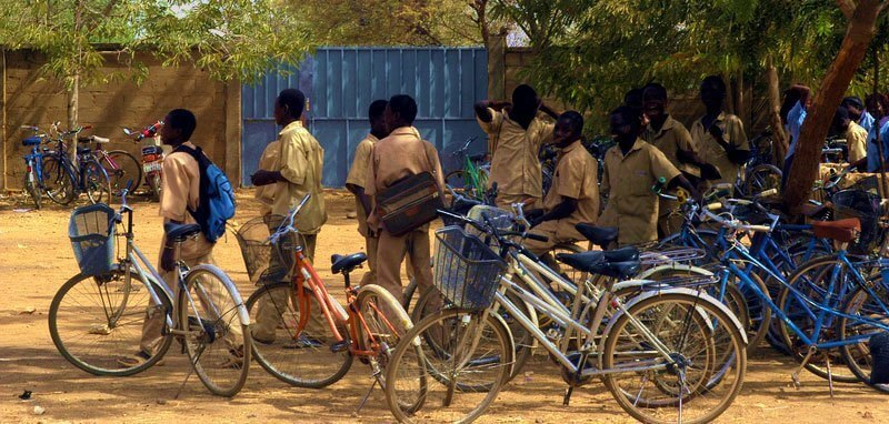 JunaProject - Bikes for Africa