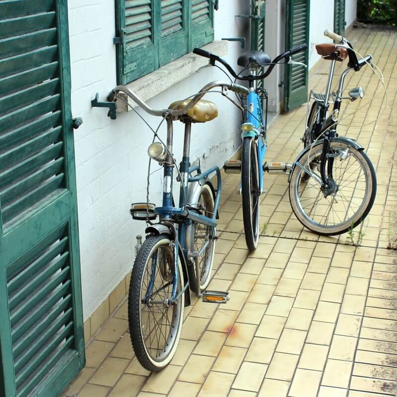 JunaProject - Three Bicycles