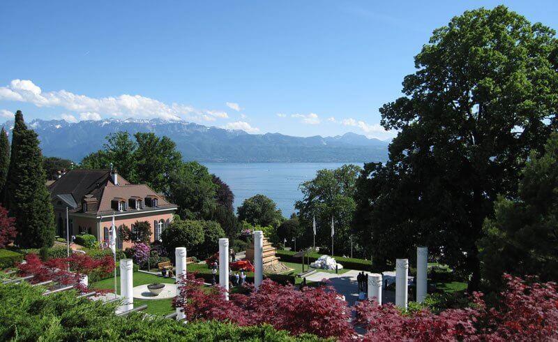 Swiss Language - Lausanne