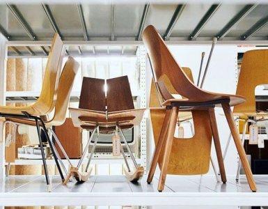 Toni Areal Zürich - Schaudepot (Chairs)
