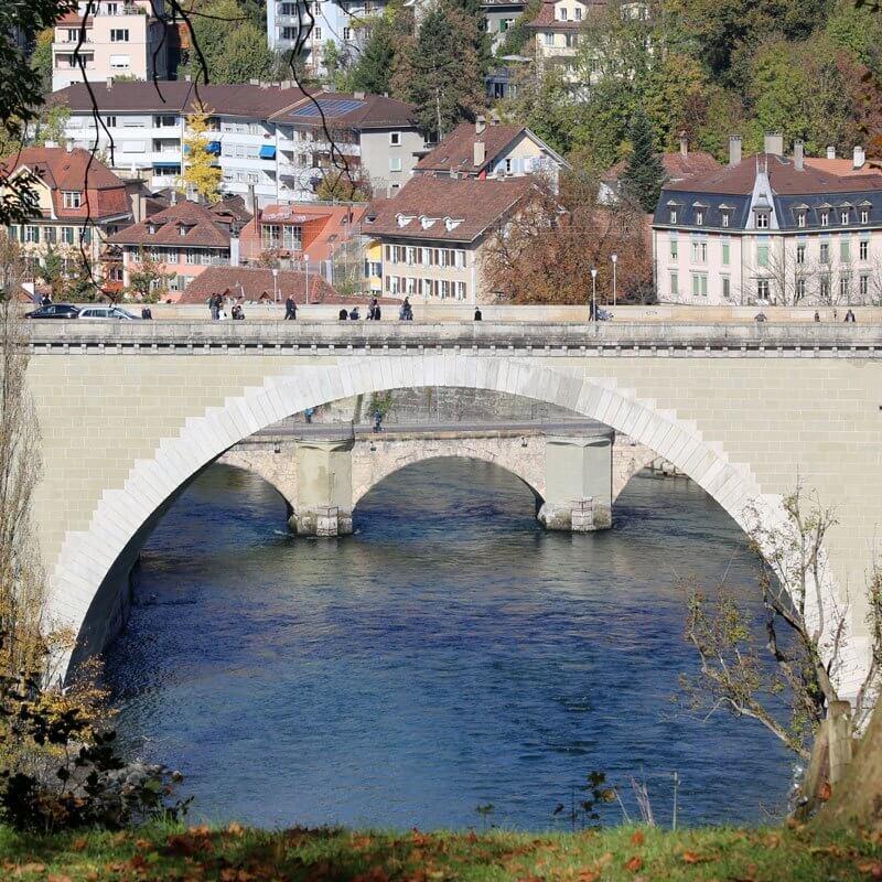 Bern - Nydeggbrücke