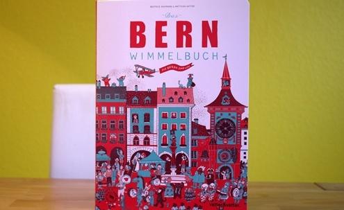 Das Bern Wimmelbuch - vatter&vatter