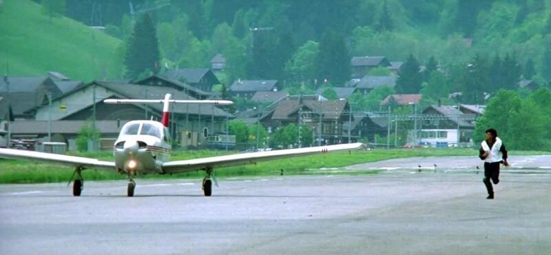 Dilwale Dulhania Le Jayenge - Interlaken Airstrip