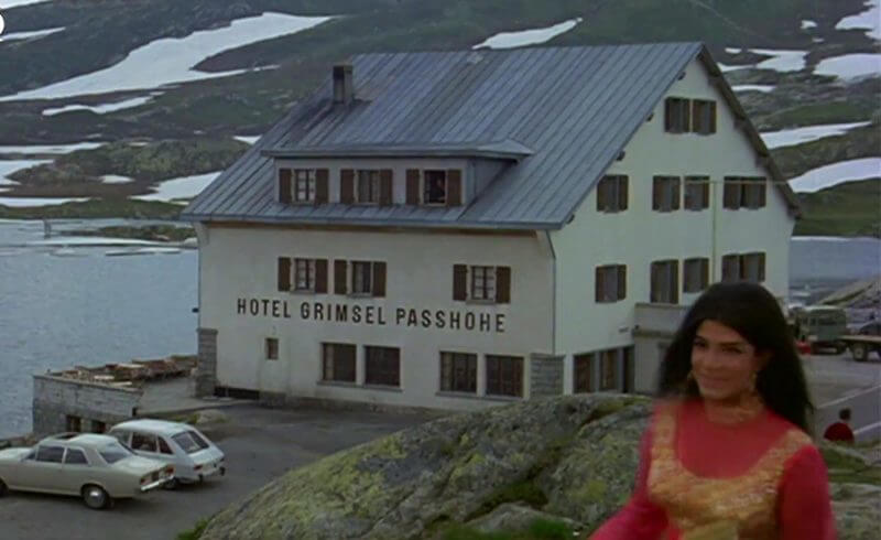 50 years of Indian cinema in Switzerland