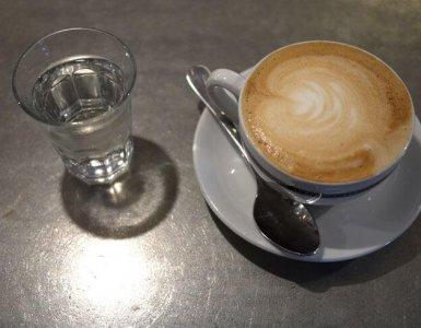 Adriano's Café Bar in Bern, Switzerland
