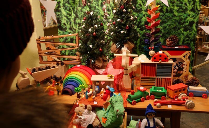 Zürich Old Town - Pastorini Toy Store