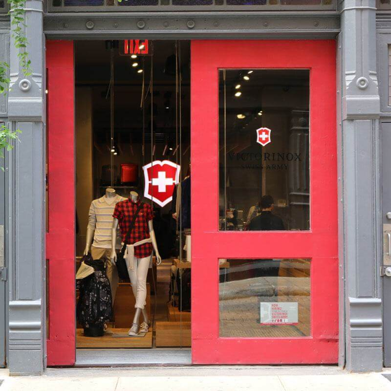 Victorinox Flagship Store SoHo, New York