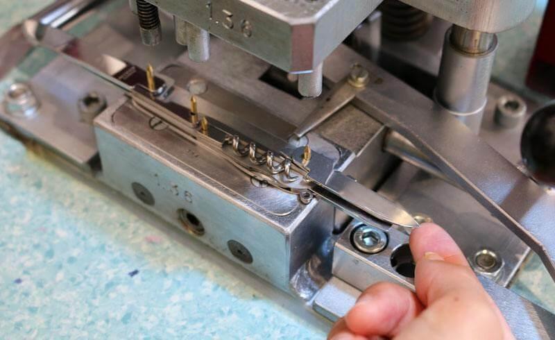 Victorinox Knife Making