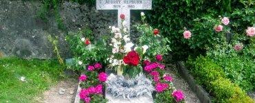 Audrey Hepburn Gravesite, Switzerland