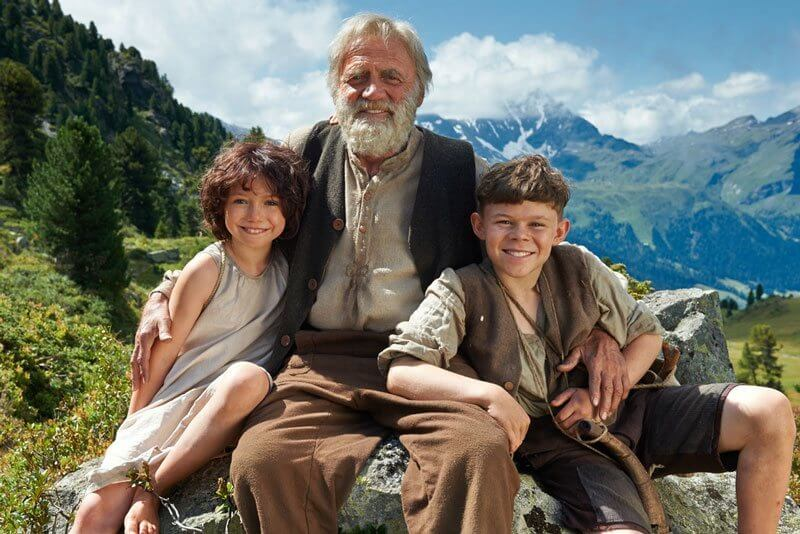 Heidi - New Swiss Film 2015