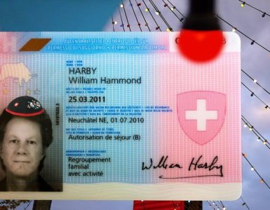 How I Got My Swiss C Permit - Bill