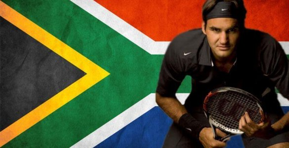 Roger Federer has South African Citizenship