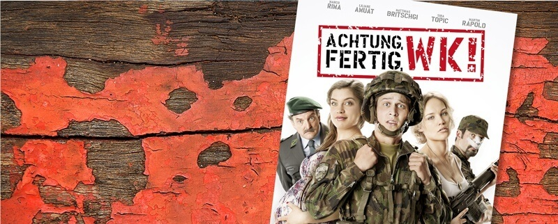 Achtung Fertig WK Film Poster