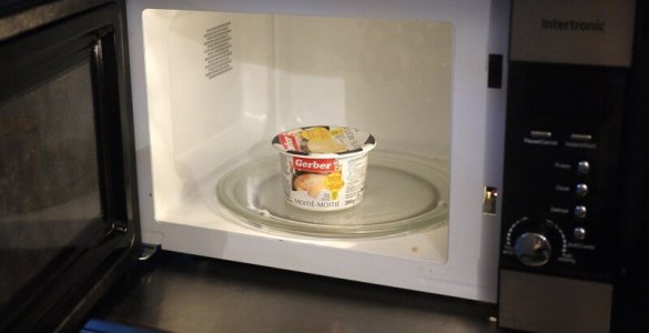 Swiss Office Taboos - Microwaving Cheese Fondue