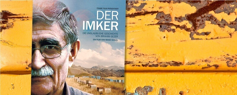 Der Imker - The Beekeper Film Poster