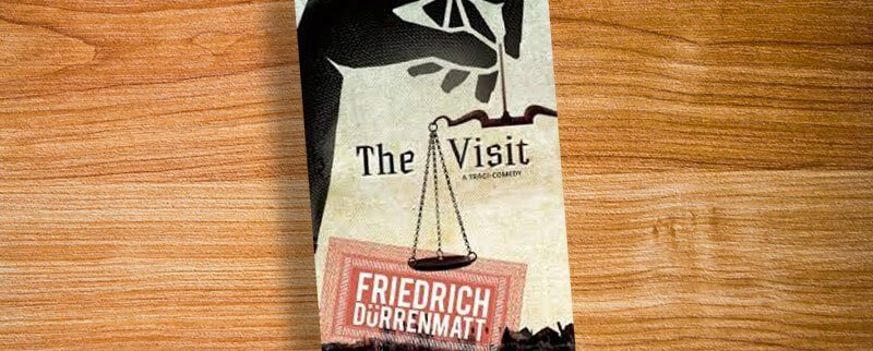 Novels Set in Switzerland - The Visit - Duerrenmatt