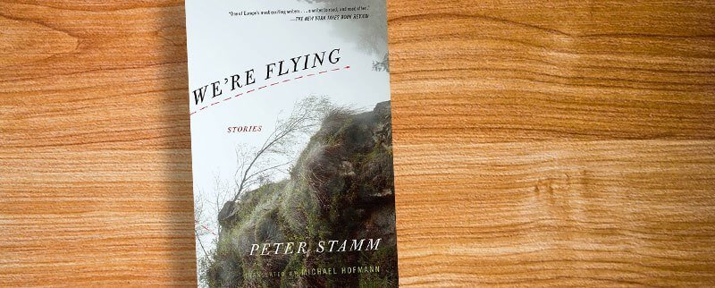 Novels Set in Switzerland - We're Flying - Stamm