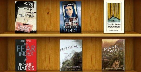 Novels Set in Switzerland