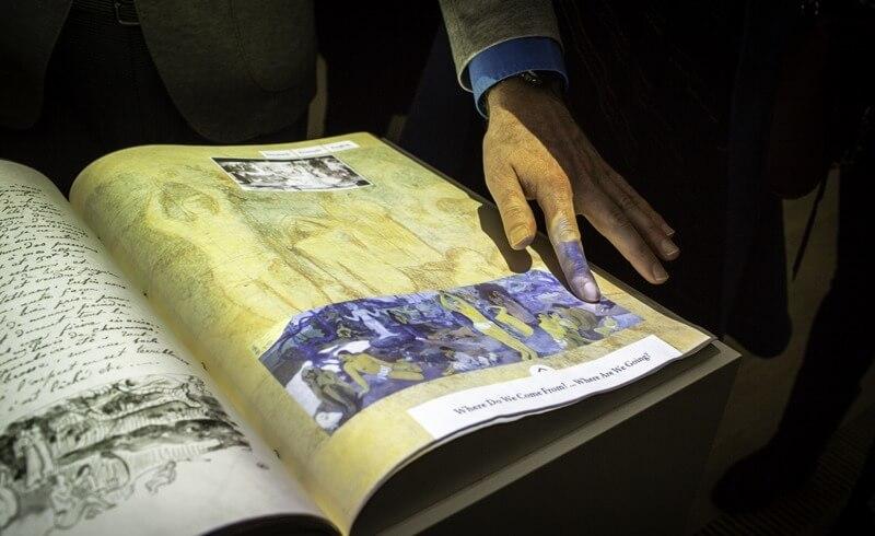 Gauguin Exhibit at Fondation Beyeler in Basel