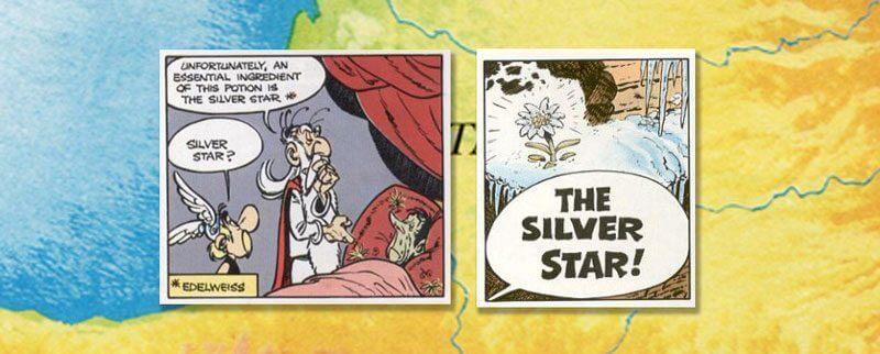 Asterix in Switzerland