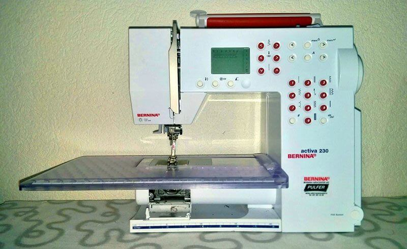 Swiss Bernina Sewing Machine