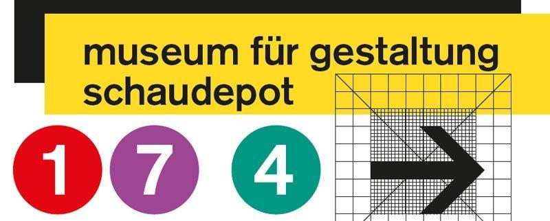 Swiss Style - International Graphic Design Exhibit in Zürich (Apr 17 - July  26)