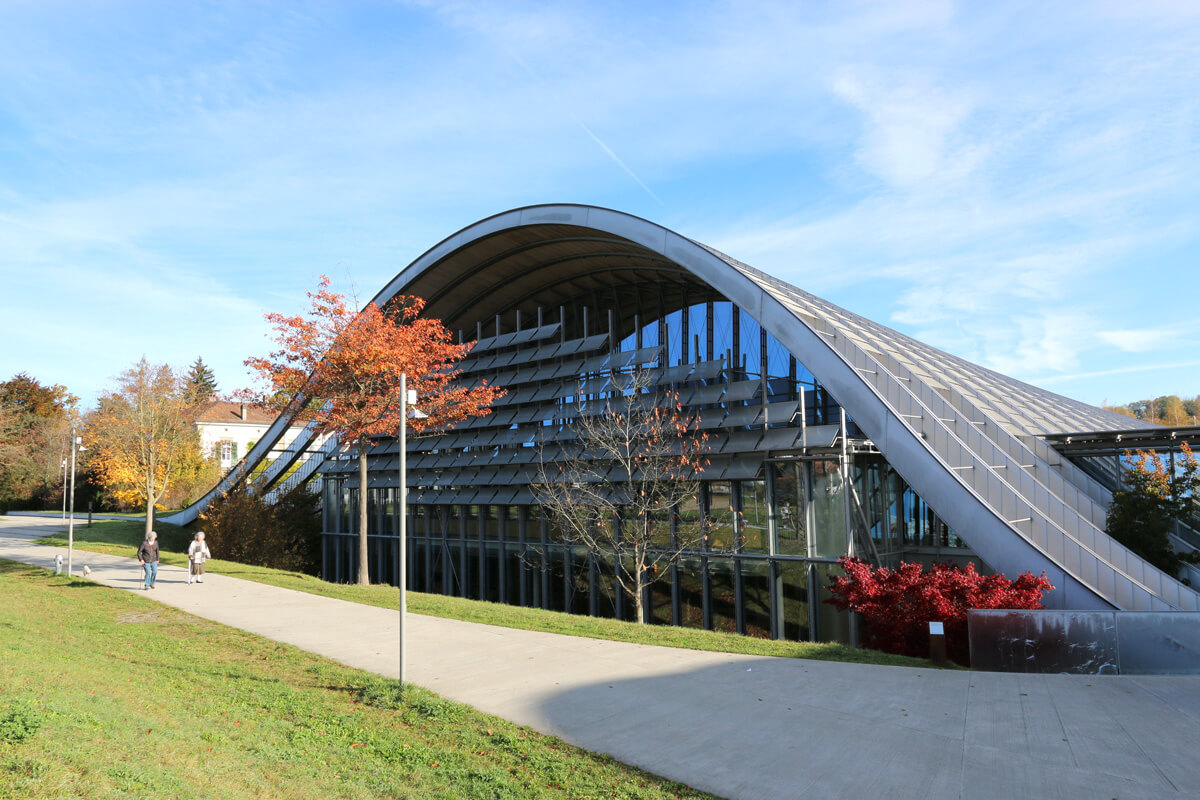 Zentrum Paul Klee in Bern, Switzerland
