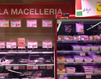 Meat Buying in Italy