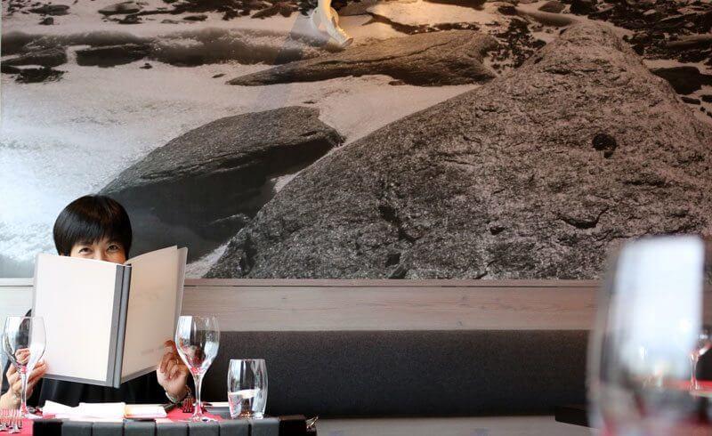 Restaurant eCHo Zurich
