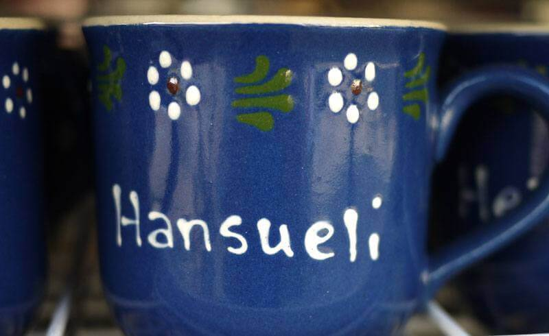 Swiss First Names - Hansueli