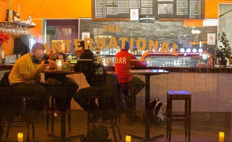 The International Beer Bar in Zürich