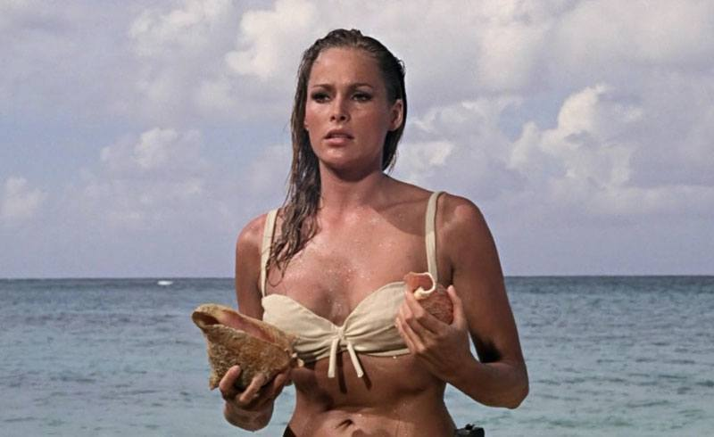 Ursula Andress - Swiss Bond Girl