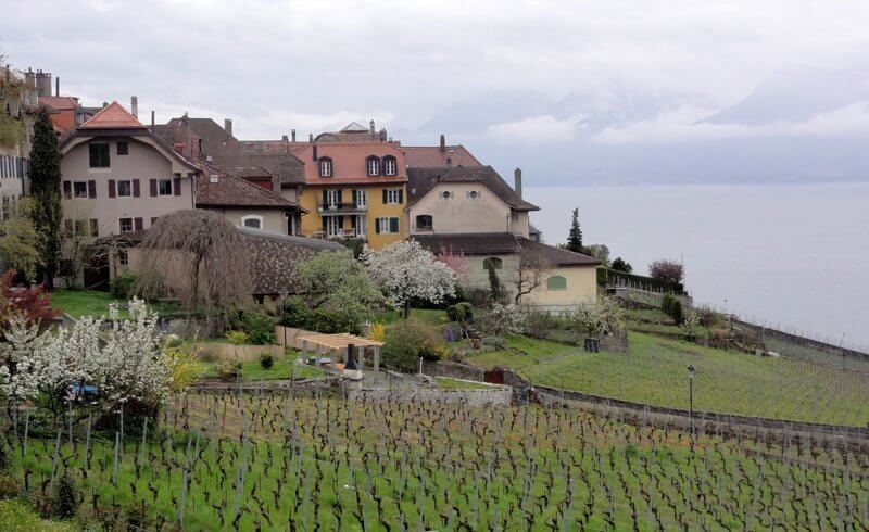 Epesses Village