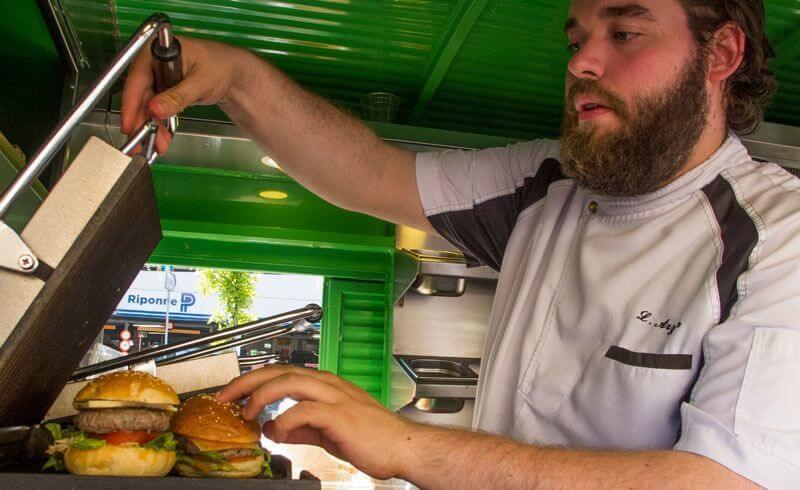 Food Truck Fête Lausanne