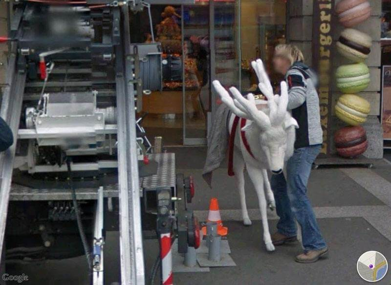 Google Street View Fail Switzerland