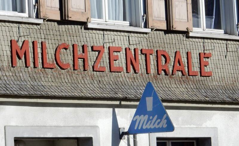 Milchzentrale - The Swiss Headquarters for Milk?