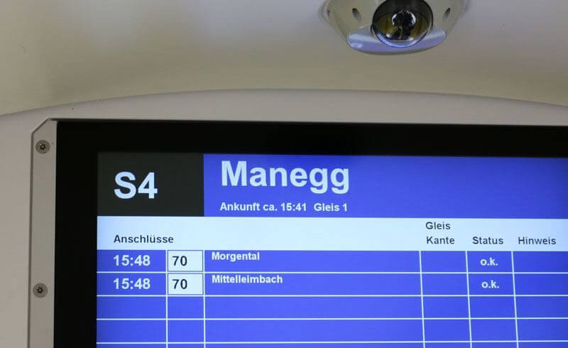 Weird Swiss Town Names - Manegg