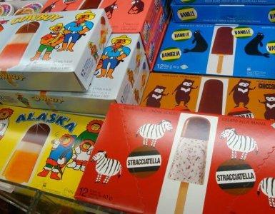 Migros Ice Cream Variety