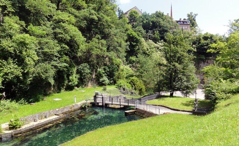 Serierre River Neuchâtel