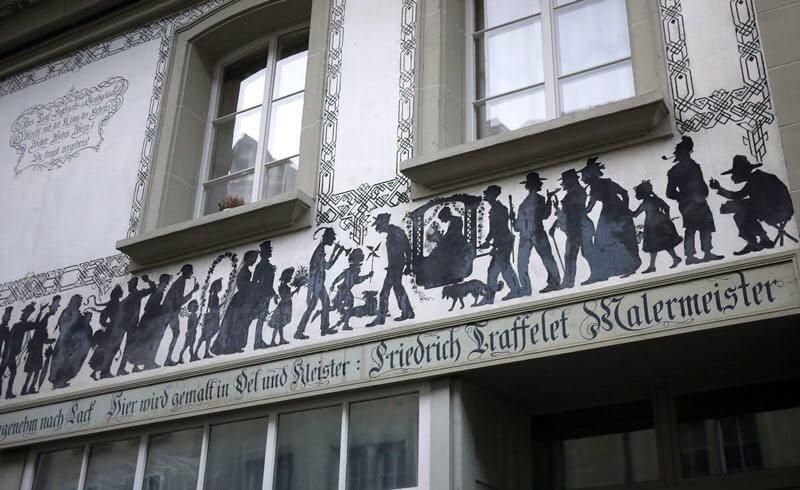 Switzerland Graffitis - Bern