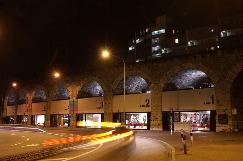 Im Viadukt Zurich