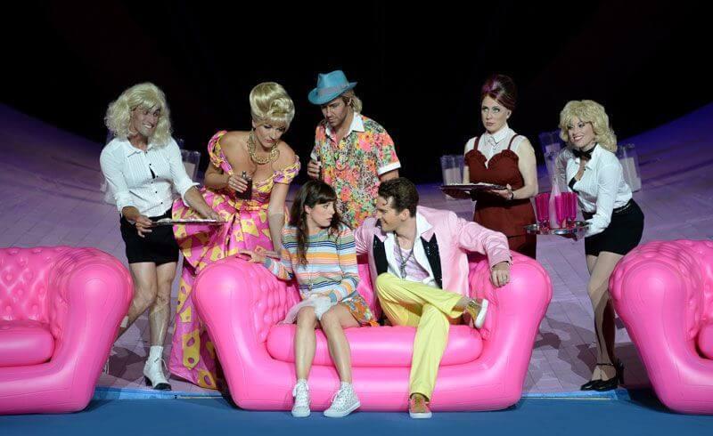 Romeo and Julia Musical - Thunerseespiele 2015