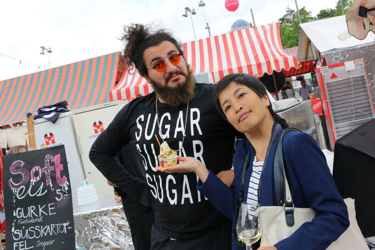 Street Food Festival in Zürich (May 2015) - Sugar Sugar Sugar