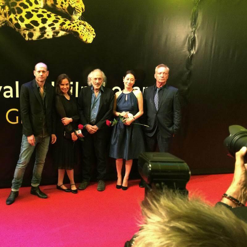 Festival del Film Locarno 2015 - Red Carpet
