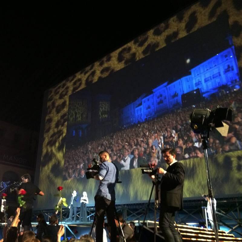 Festival del Film Locarno 2015 - Piazza Grande