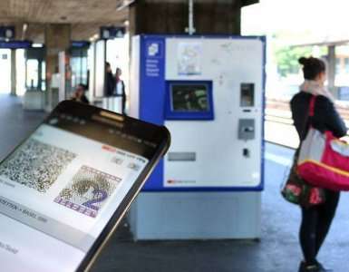 SBB Mobile Tickets