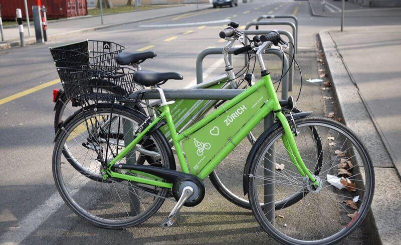 Free Zurich City Bikes