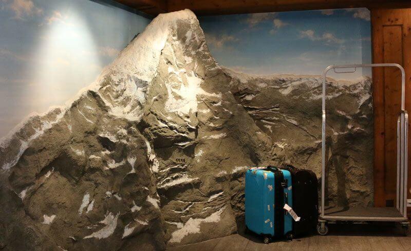 Eiger Selfness Hotel in Grindelwald - Lobby
