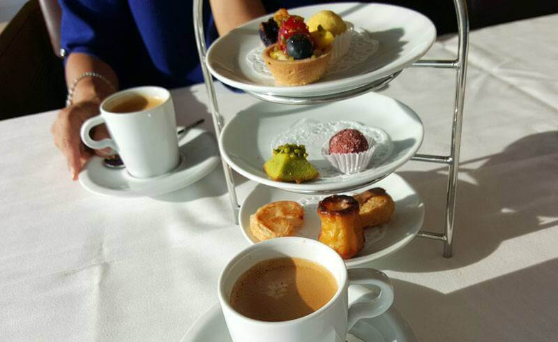 Nespresso Gourmet Weeks - Restaurant Sonnenberg - Coffee