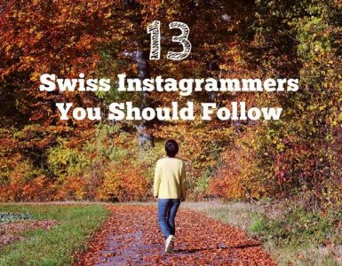 Swiss Instagrammers You Should Follow